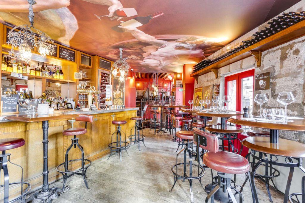 Bar à Vin au Père Louis dans Paris 6